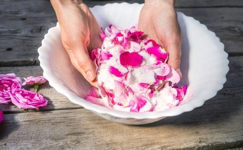 Чайная роза варенье полезные свойства