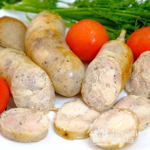 Рецепт колбасы домашней из курицы