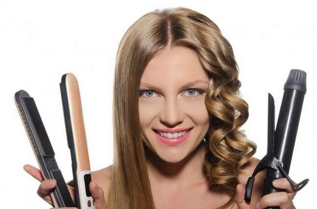 Как закрутить красиво волосы до плеч