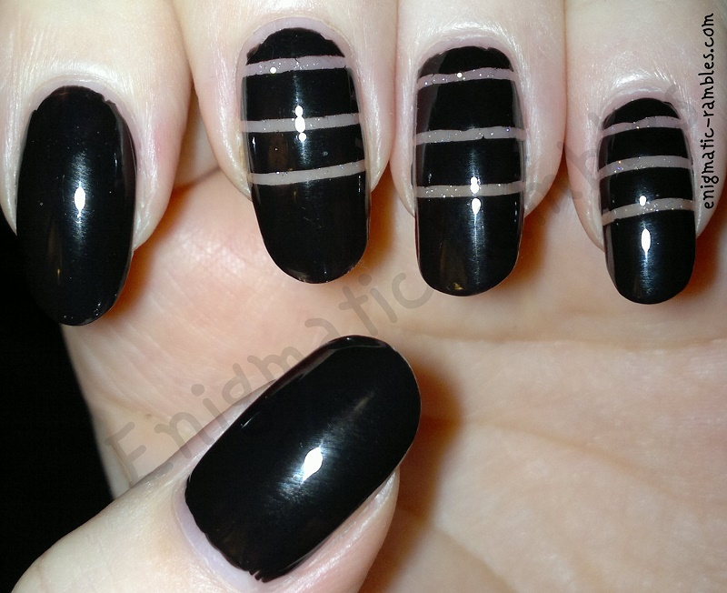 Nails inc new york noir