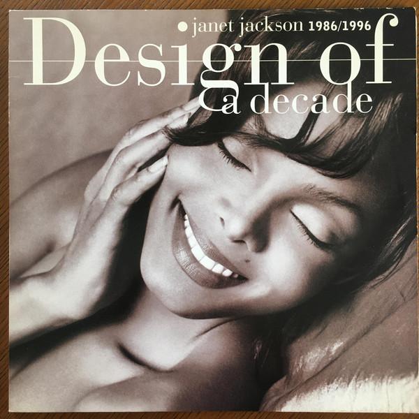 Janet jackson design decade