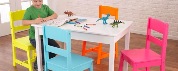 100 kids play desk activity tables for kids with storage fo