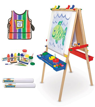 go kids play parent s top rated chalkboards and activity easels for kids. Black Bedroom Furniture Sets. Home Design Ideas