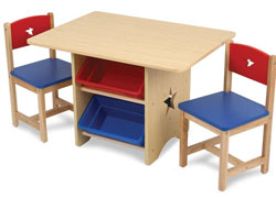 Kidkraft Star Table and Chair Set  sc 1 st  Go Kids Play & Go Kids Play | Parent\u0027s Top Rated: Kids Table and Chair Sets
