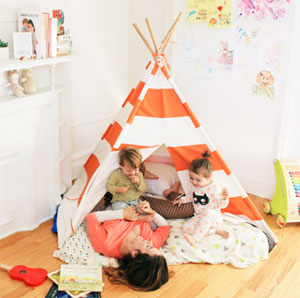 Kids-Tepee-Tents