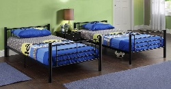 Bunk Bed Convertible to Twin Beds