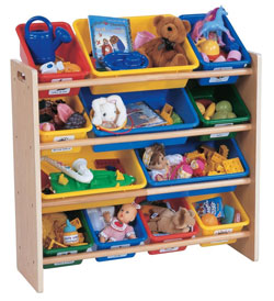 Have You Thought About Playroom Storage Furniture? If You Havenu0027t, Think Of  It Now! Itu0027s A Must And You Need Plenty Of It! Related: Clever Kids Toy ...