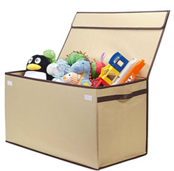 Kids Collapsible Large Toy Chest