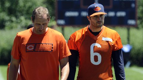 How long has jay cutler been in the nfl