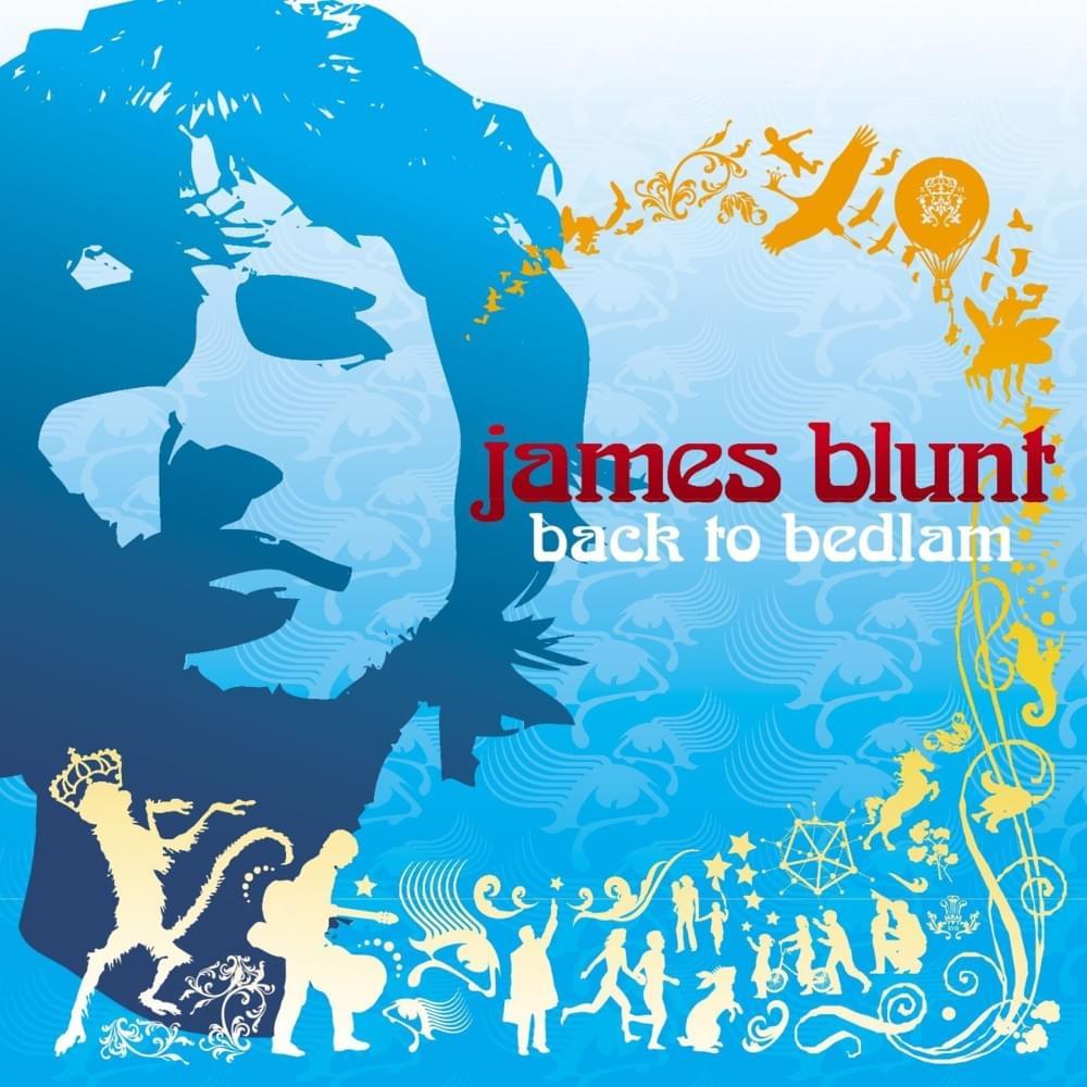 Cry by james blunt lyrics