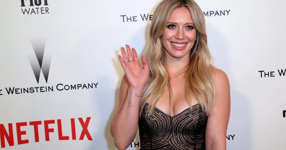 Bad pictures of hilary duff