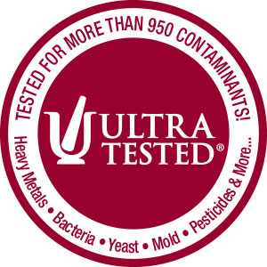 Ultra Tested Logo