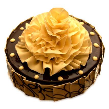 Delightful Chocolate Fantasy Cake Half kg