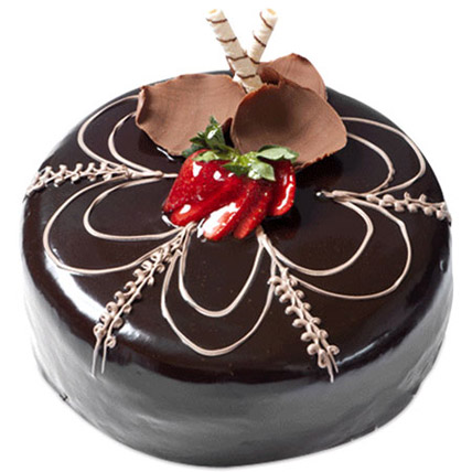 Yummy Chocolate Cake 5 Star Bakery 1kg