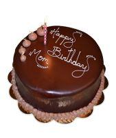 Chocolaty Birthday Cake Half kg