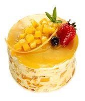 Special Mango Delight Cake Half kg