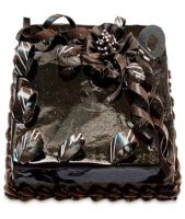 Rich Chocolate Splash Cake Half kg