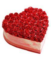 Rose Cake Half kg