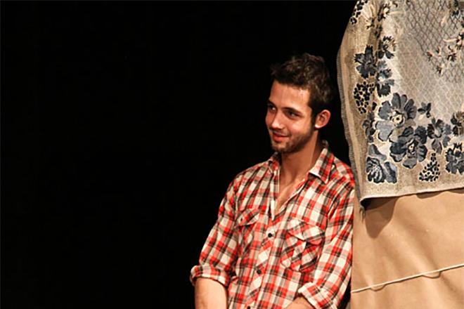 Даниил Певцов в театре