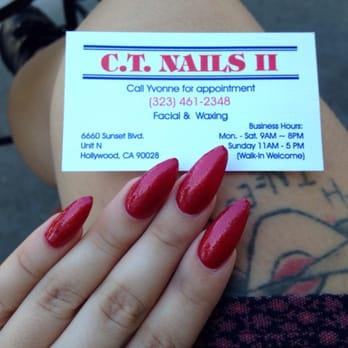 Nails ct