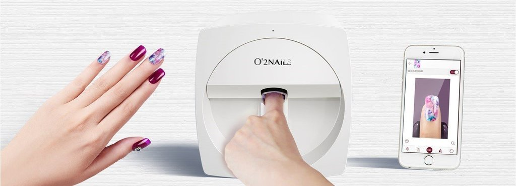 Art pro nails printer