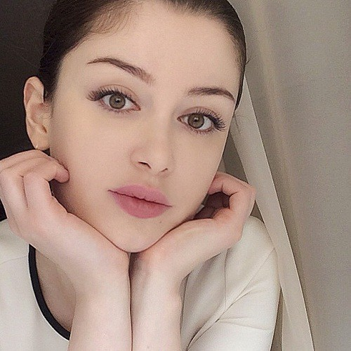 Самая красивая осетинка - модель Анна Гуриева. Страница на Инстаграме - http://instagram.com/aniaguri