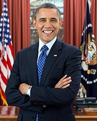 Barack obama change picture