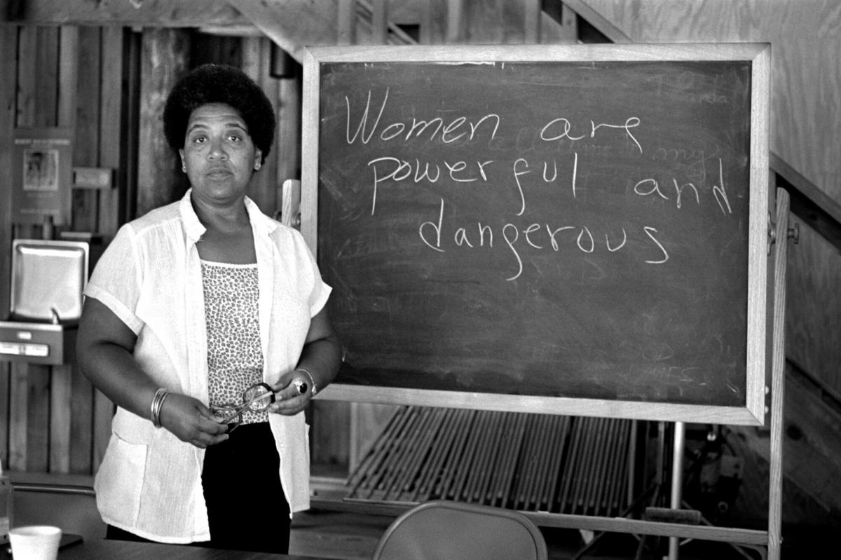 Hanging fire audre lorde