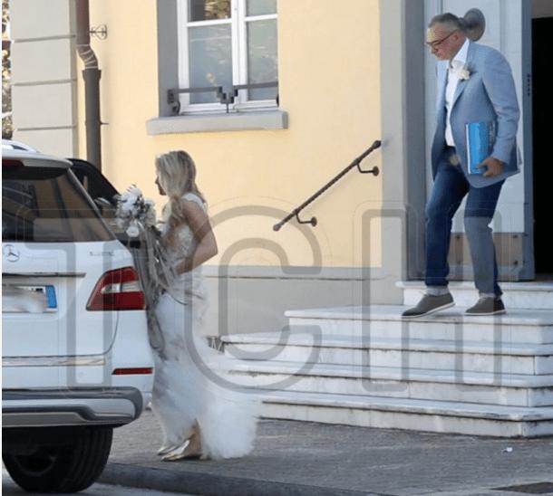 К меладзе и вера брежнева фото со свадьбы