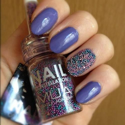 Caviar nails tumblr