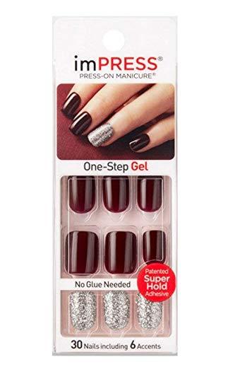 One step gel nails