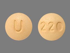 0220 pink pill