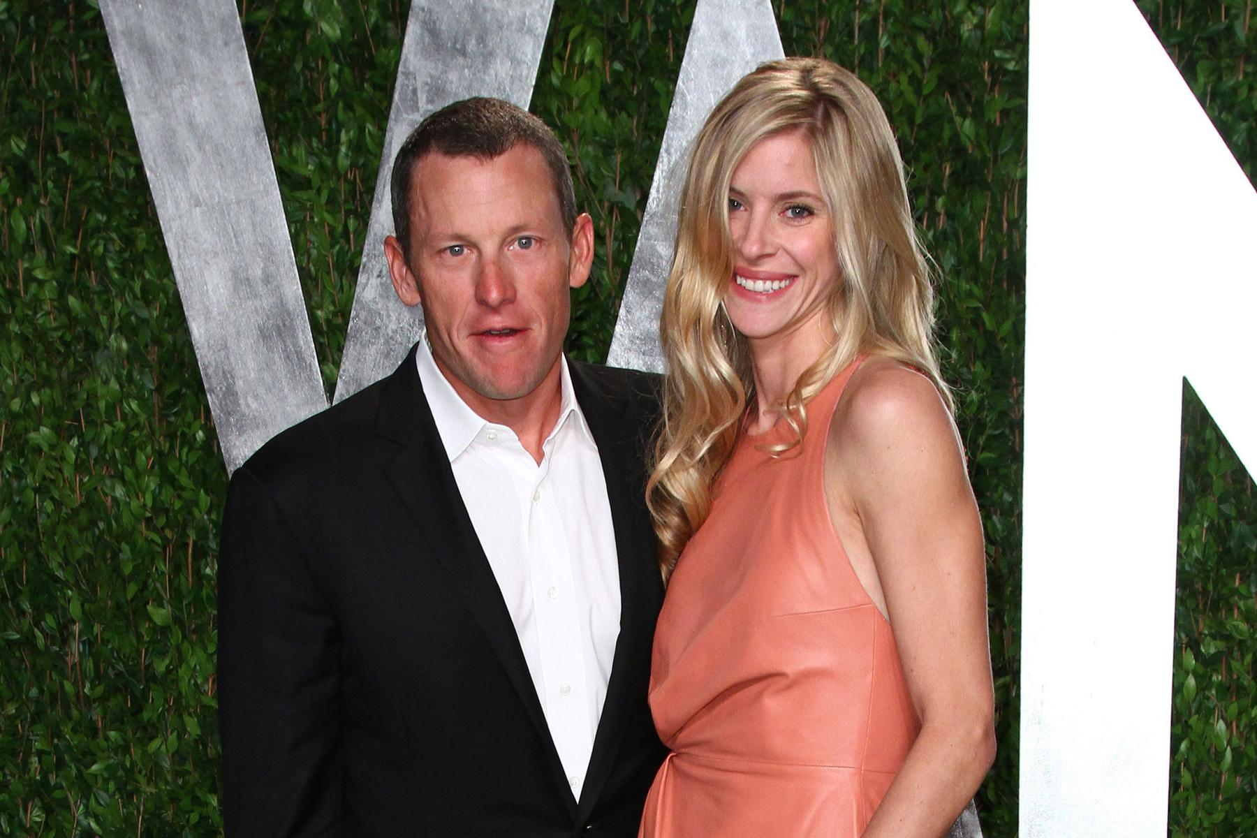 Lance armstrong girlfriend picture