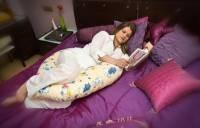 Как можно спать беременным