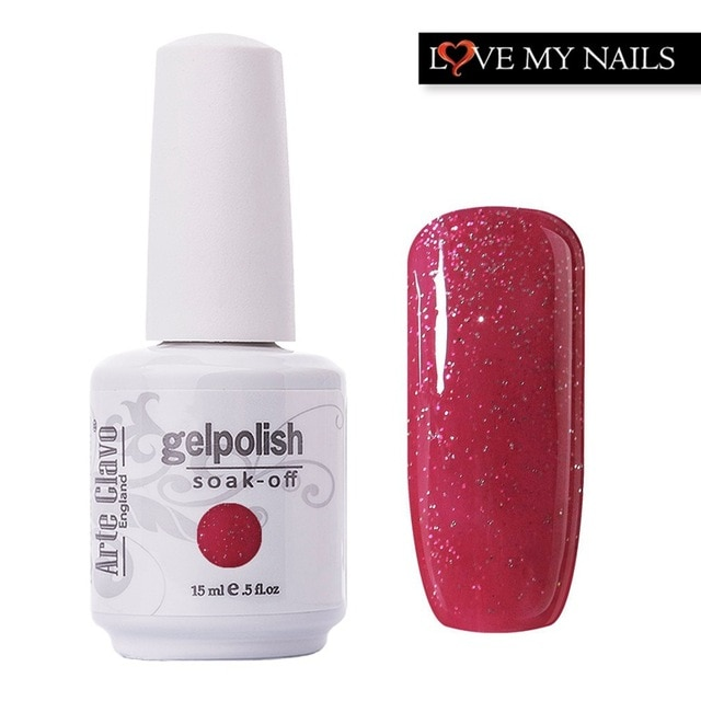 Gel nails supply