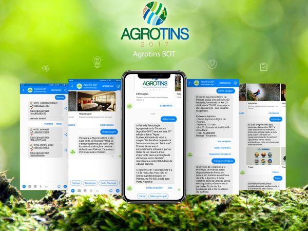Chatbot para a Agrotins