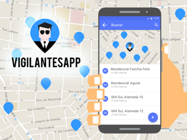 Vigilantes App