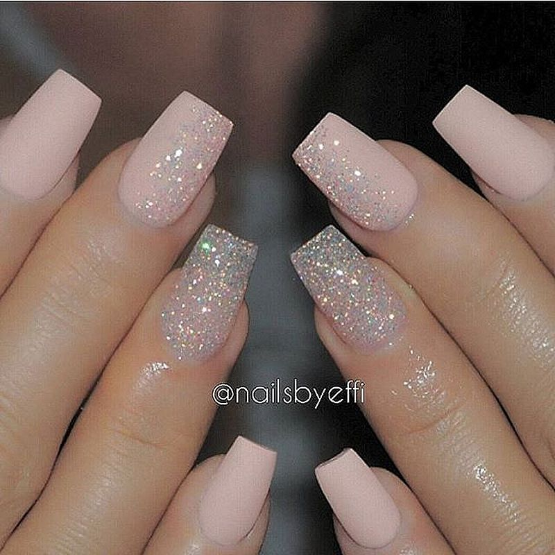 Cute fake nails designs