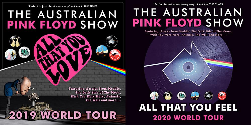 Australian pink floyd setlist 2013