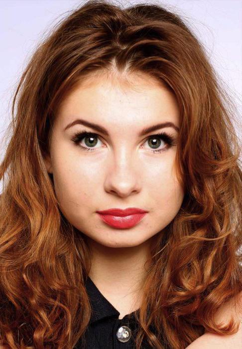 Анна цуканова в журнале максим фото