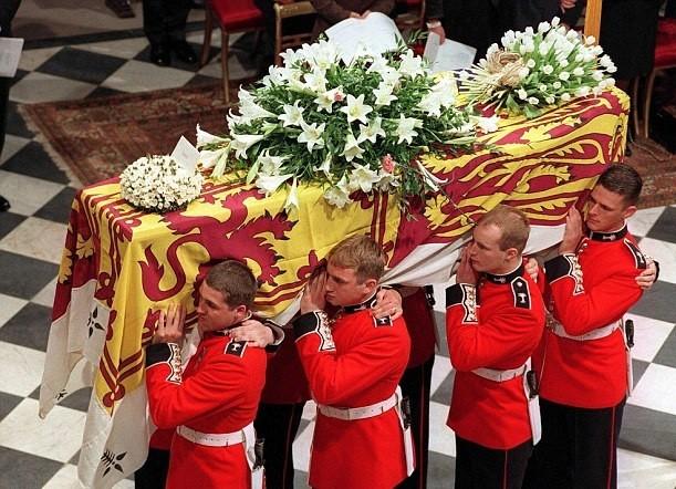 Похороны дианы уэльской