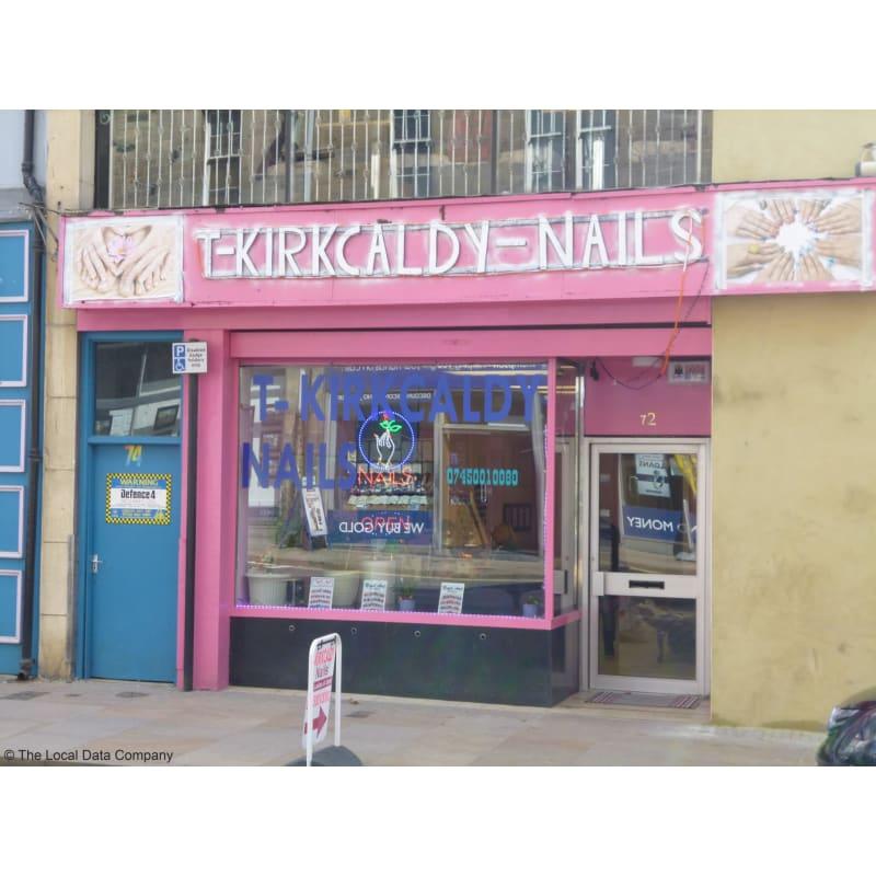 Nails kirkcaldy