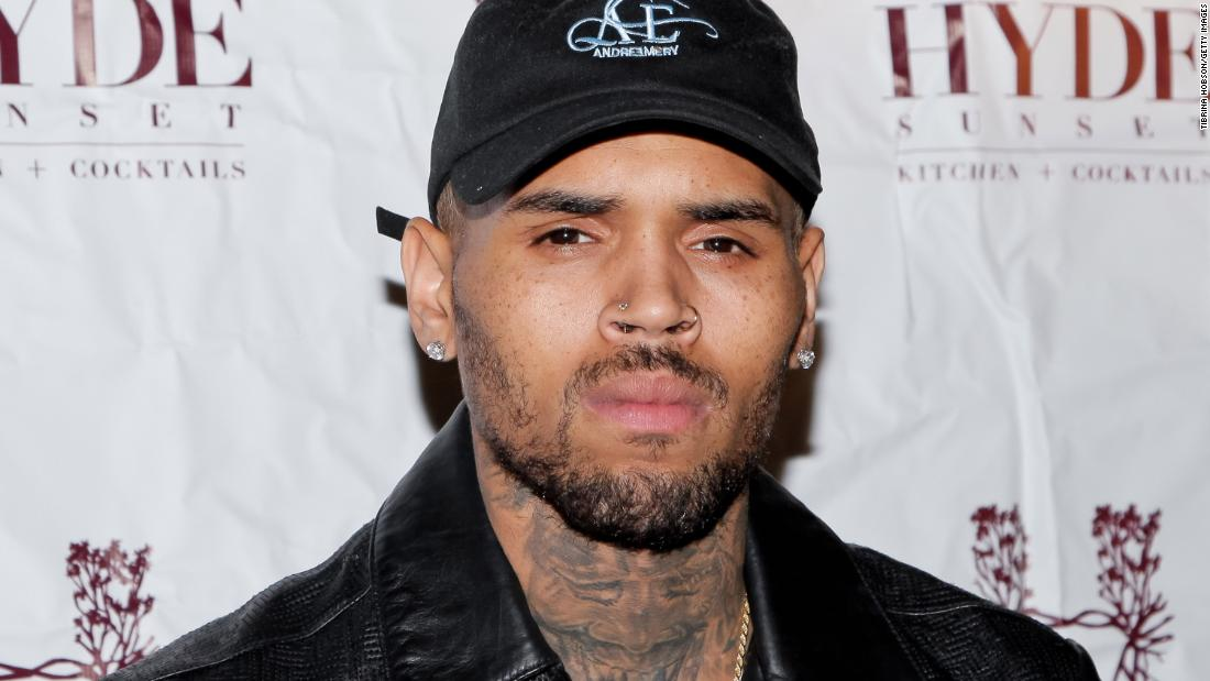 Chris brown's charges