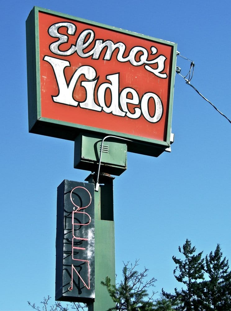 Elmos adult video