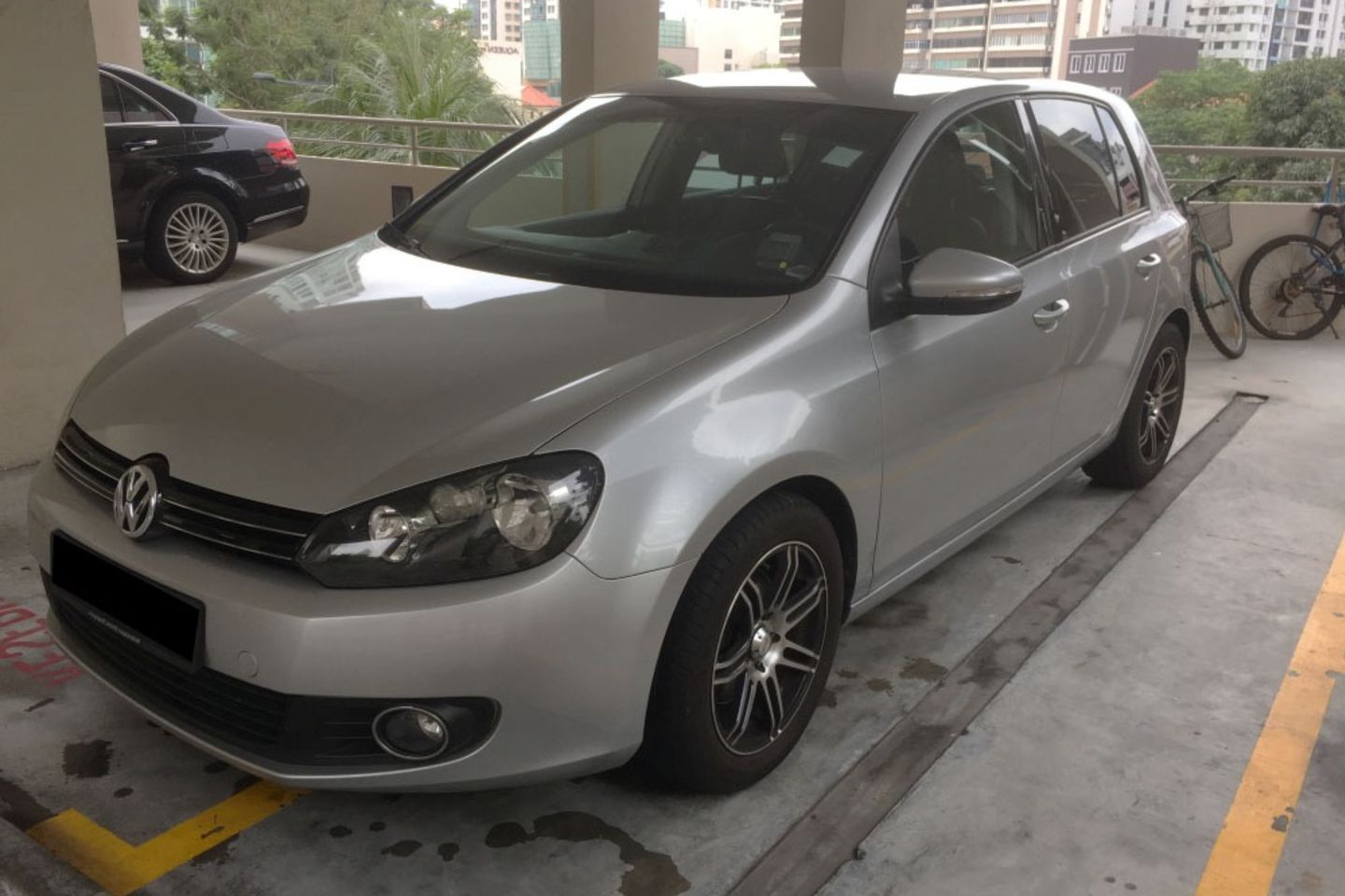 Volkswagen Golf 1 4a Tsi For Sale Carro Used Car Marketplace