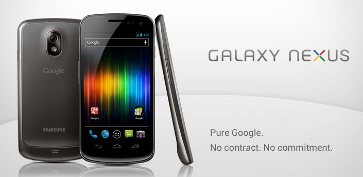 Galaxy Nexus Banner
