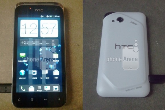 HTC Incredible 3? Image source - PhoneArena