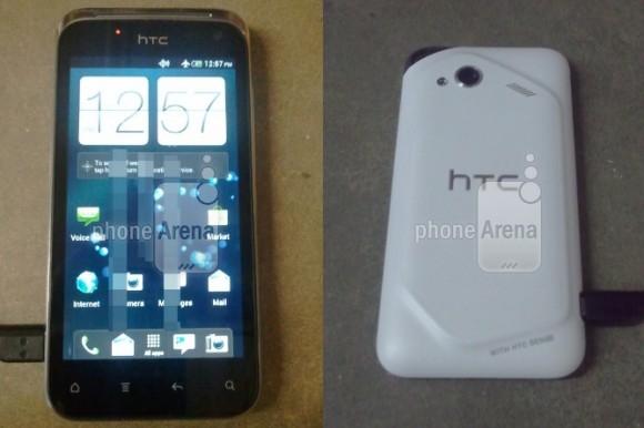 HTC Incredible 3? Image source - PhoneArena