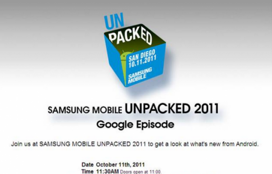 Samsung Mobile Unpacked Google Episode