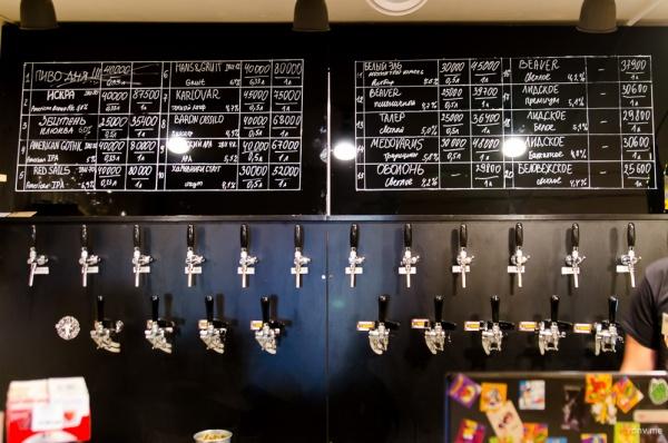 Что нужно для магазина разливного пива